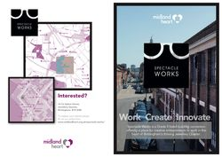 Spectacle Works guide cover front and back